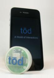 tōd App and Smart Beacon