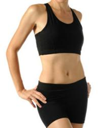 Oblique Exercises will complement the abdominal muscles nicely.