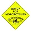 Rider Insurance Promotes Motorcycle Safety Awareness Month