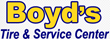 Boyd's Tire & Service Center Offers All Inclusive Pricing, No...