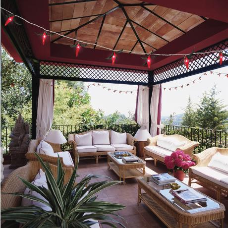 Party Lightschili Pepper String Lights Spice Up A Patio Party Energy Star Outdoor