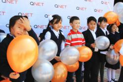 Talented kids between ages 6 to 12 showcased 10 performances at the QNET charity concert