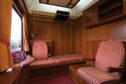 The Luxury Train Club is the concierge for quality rail travel - The Danube Express, suite by day