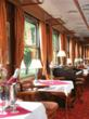 The Luxury Train Club is the concierge for quality rail travel - The Danube Express, Lounge car and piano