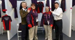 London 2012 Uniform Distribution and Accreditation Centre launches