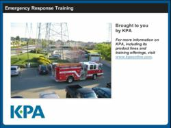 Online Emergency Response Course