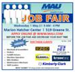 MAU Workforce Solutions Hosts Job Fair Wednesday, May 2nd in Augusta,...