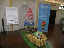 2011 People's Choice Winner, Gnome More Hunger.