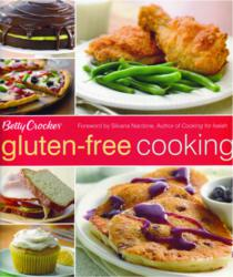 Gluten Free Recipes, Betty Crocker, Jean Duane, Alternative Cook