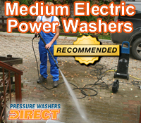 best electric pressure washer, top electric pressure washer, best electric power washers, top electric power washers