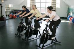 Kim Onnen Spin Class