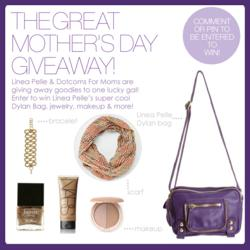 Dotcoms for Moms Mother's Day Promotion