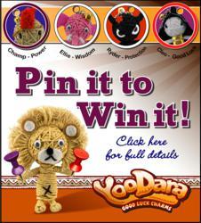 """YooDara """"Pin it to Win it"""" Contest"""
