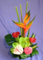 Hawaiian Mother's Day Flowers
