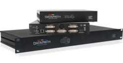Datapath dL8 Distribution Amplifier and x4 stand alone wall controller