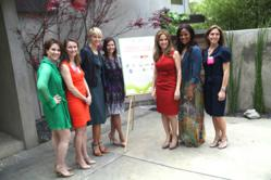 """Actresses Kelly Preston, Jenna Elfman and Laila Ali called on """"The Party Goddess!"""" to plan their recent fundraising event"""