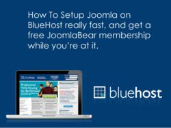 BlueHost Joomla Hosting Review