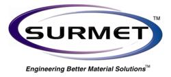 Surmet Corporation: An advanced materials solutions company