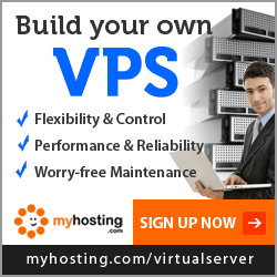 MyHosting VPS Review 2012