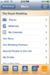 All wedding info in one place