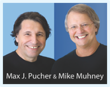 Who's In Your Orbit Authors Mike Muhney and Max Pucher