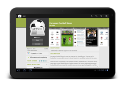 Create Apps for Android Smartphones and Tablets