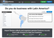 Startup Reveals Shipping Histories for Latin American Exporters
