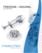Insightra Medical Launches Freedom Inguinal Hernia Repair System Study