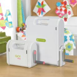 Stitching is the real fun of quilting and fabric crafting. AccuQuilt GO!® fabric cutters help quilters get the fun faster.
