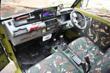 Zombie Truck Interior