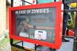 Zombie Truck Rear Emergency Kit