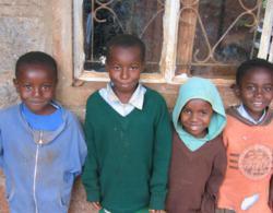 children Nairobi Kenya