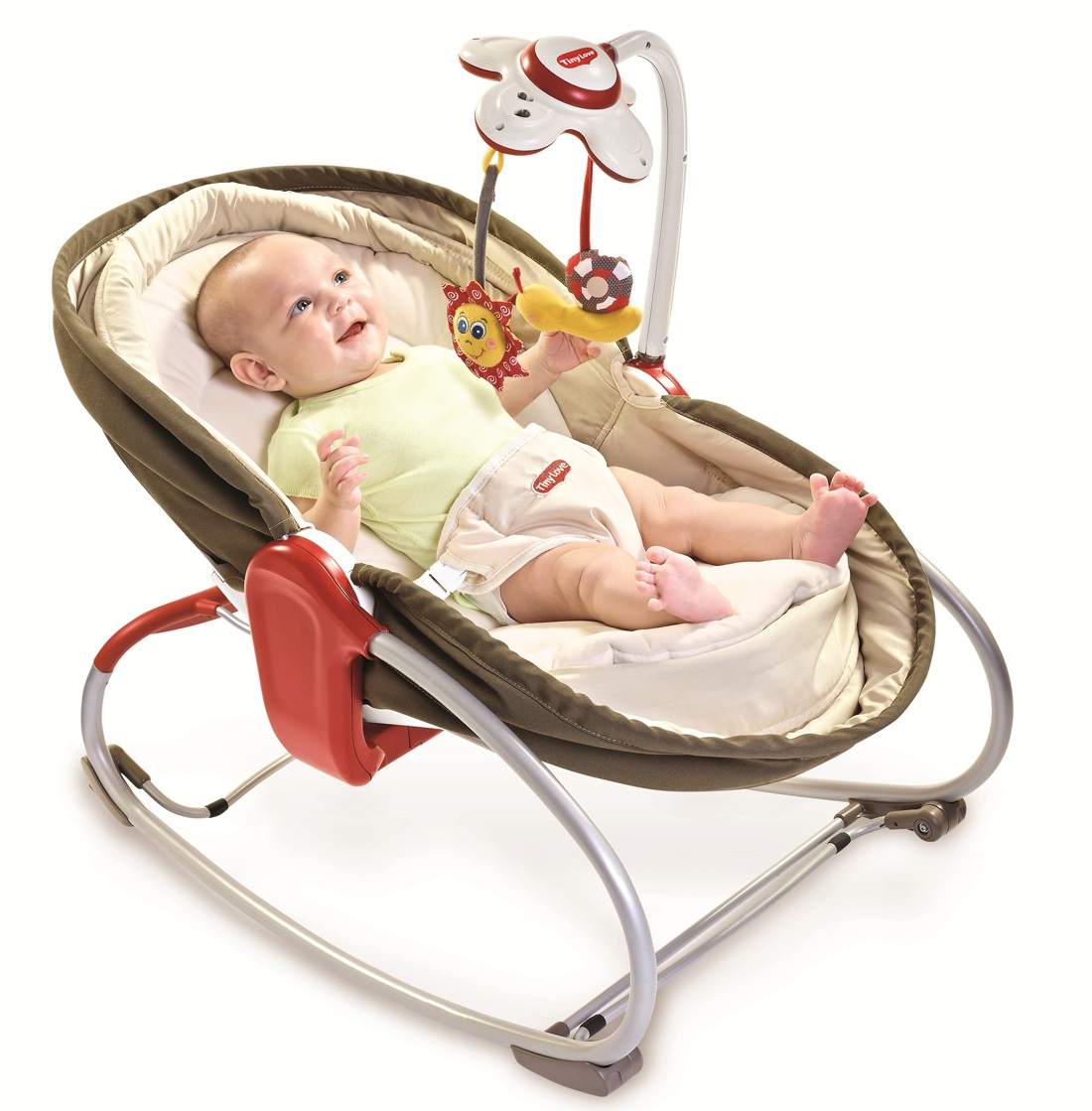 Tiny Love's 3 in 1 Rocker Napper Debuts at Retail #B1831A 1100x1119
