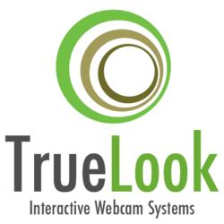 truelook interactive webcams logo