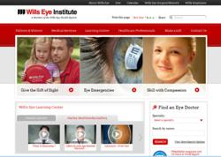 Wills Eye, Eyemaginations, patient education, dry eye, macular degeneration, refractive surgery, cataracts, glaucoma