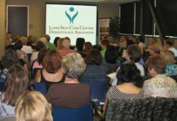 Replenish and Renew Your Skin Event Seminar at Laser Skin Care Center