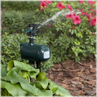 Havahart® Spray Away Motion Activated Sprinkler Animal Repellent 2.0