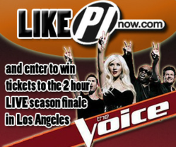 pinow free tickets to the voice