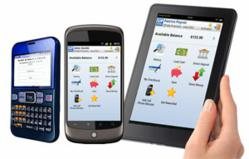 Mobile access from phones and tablets
