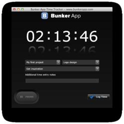 Desktop Time Tracker