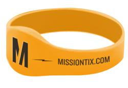 Ticketing service, MissionTix, announced the use of reusable, rewearable ticketing wristbands that offer an alternative means of entry for ticket buyers at participating venues.