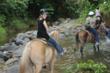 Cross Country Horseback Riding in Costa Rica