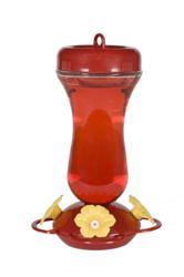 Perky-Pet Glass Top Fill Hummingbird Feeder