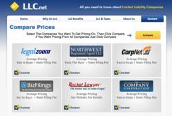 LLC.NET Business Formation