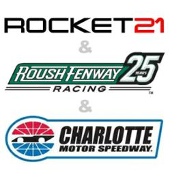Rocket21 Teams with Roush Fenway Racing and Charlotte Motor Speedway