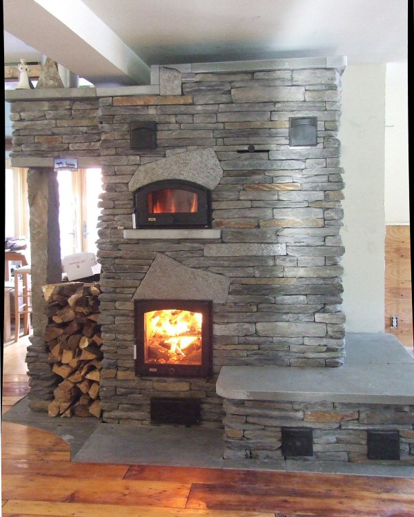The Masonry Heater Association of North America Researches ...
