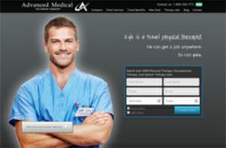 New Advanced Medical Website