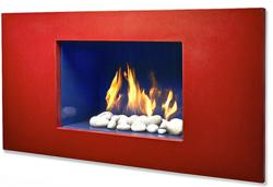 Modern and Contemporary Gas Fireplace, Modern Gas Fireplaces