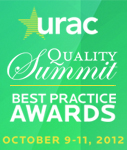URAC Announces Finalists for 2012 Awards for Best Practices in Health Care Consumer Empowerment and Protection