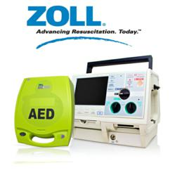 Special Offer on ZOLL Medical Products